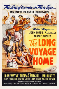 The Long Voyage Home - Movie Poster