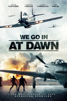 We Go in at DAWN - Movie Poster