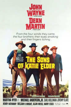 The Sons of Katie Elder - Movie Poster