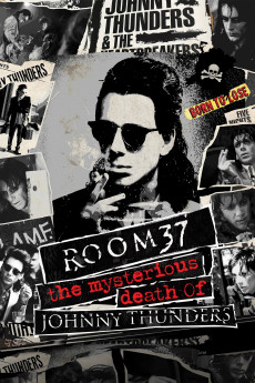 Room 37: The Mysterious Death of Johnny Thunders - Movie Poster