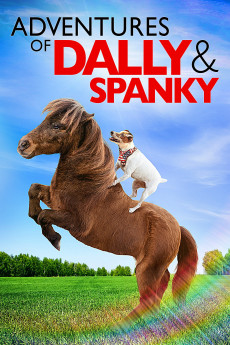 Adventures of Dally & Spanky - Movie Poster