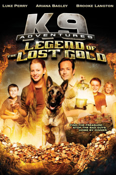 K-9 Adventures: Legend of the Lost Gold - Movie Poster