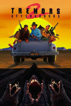 Tremors II: Aftershocks - Movie Poster
