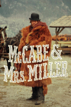 McCabe & Mrs. Miller - Movie Poster