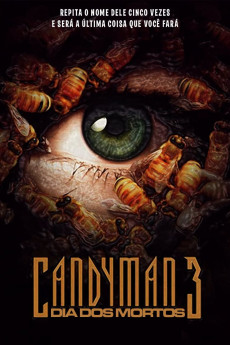 Candyman: Day of the Dead - Movie Poster