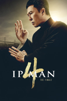 Ip Man 4: The Finale - Movie Poster