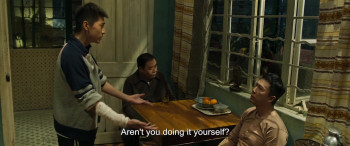 Ip Man 4: The Finale - Movie Scene 1