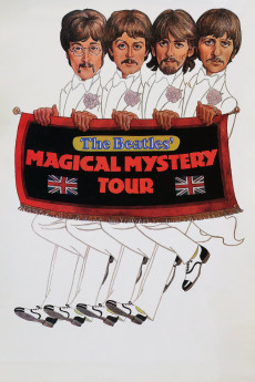Magical Mystery Tour - Movie Poster