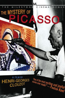 The Mystery of Picasso - Movie Poster