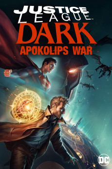 Justice League Dark: Apokolips War - Movie Poster
