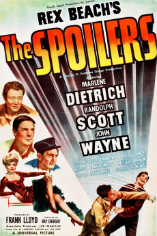 The Spoilers - Movie Poster