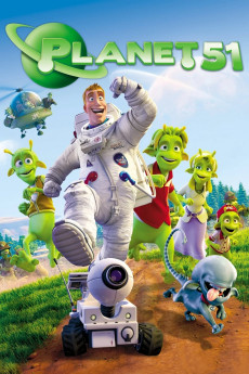 Planet 51 - Movie Poster