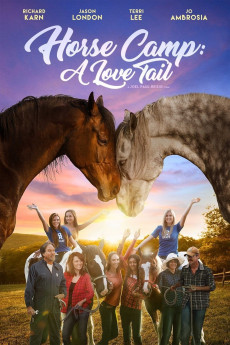 Horse Camp: A Love Tail - Movie Poster