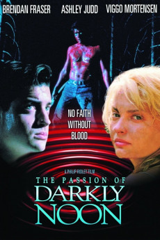 The Passion of Darkly Noon - Movie Poster