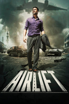 Airlift - Movie Poster