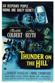Thunder on the Hill - Movie Poster