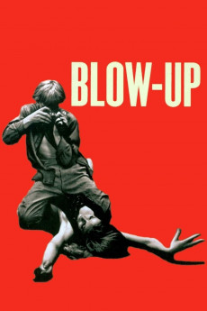 Blow-Up - Movie Poster