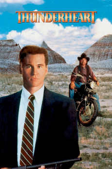 Thunderheart - Movie Poster