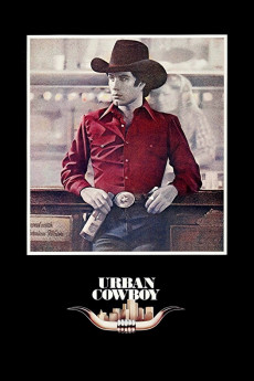 Urban Cowboy - Movie Poster