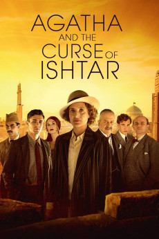 Agatha and the Curse of Ishtar - Movie Poster