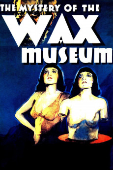 Mystery of the Wax Museum - Movie Poster