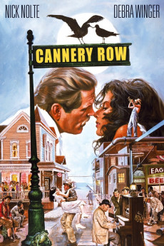 Cannery Row - Movie Poster