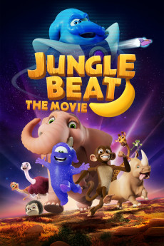 Jungle Beat: The Movie - Movie Poster