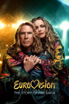 Eurovision Song Contest: The Story of Fire Saga - Movie Poster