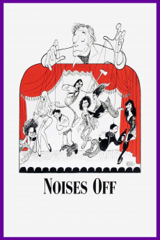 Noises Off... - Movie Poster