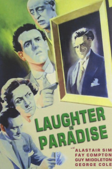 Laughter in Paradise - Movie Poster
