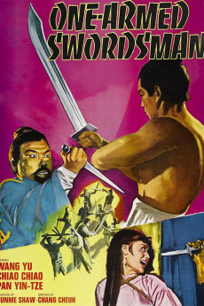 The One-Armed Swordsman - Movie Poster