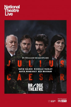 National Theatre Live: Julius Caesar - Movie Poster