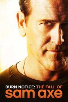Burn Notice: The Fall of Sam Axe - Movie Poster