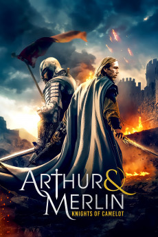 Arthur & Merlin: Knights of Camelot - Movie Poster