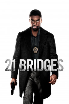 21 Bridges - Movie Poster