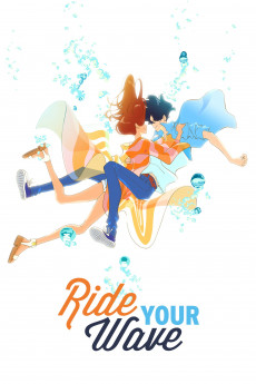 Ride Your Wave - Movie Poster