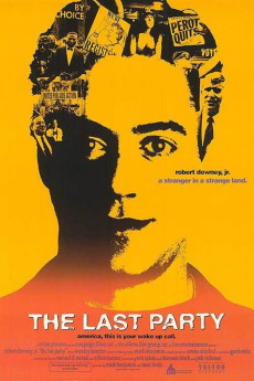 The Last Party - Movie Poster