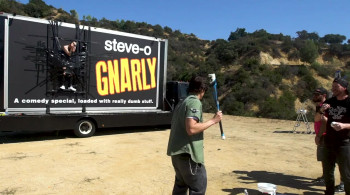 Steve-O: Gnarly - Movie Scene 2