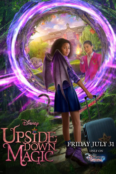 Upside-Down Magic - Movie Poster