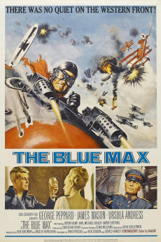 The Blue Max - Movie Poster