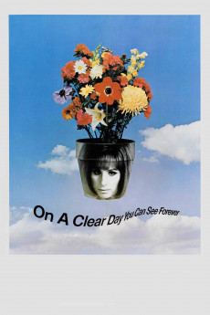 On a Clear Day You Can See Forever - Movie Poster