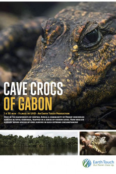 Cave Crocs of Gabon - Movie Poster