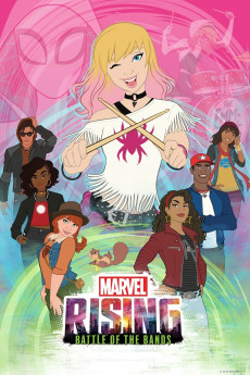 Marvel Rising: Battle of the Bands - Movie Poster