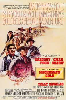 Mackenna's Gold - Read More