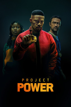 Project Power - Movie Poster