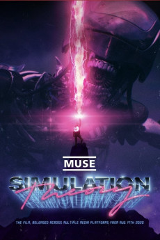 Simulation Theory Film - Movie Poster