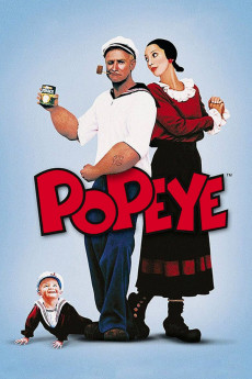 Popeye - Movie Poster