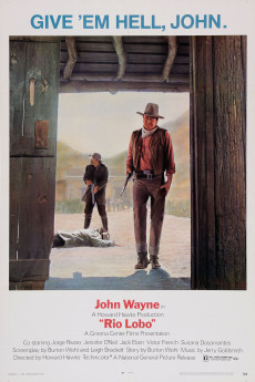 Rio Lobo - Movie Poster