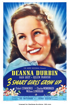 Three Smart Girls Grow Up - Read More