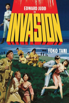 Invasion - Movie Poster